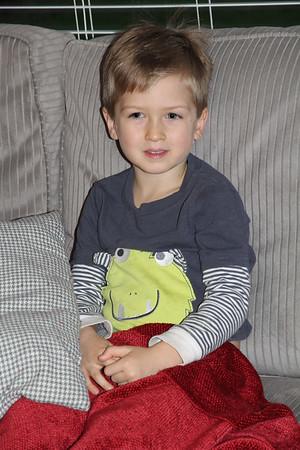 Elliot - almost 5