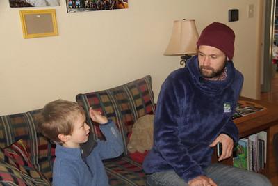 Elliot and Drew
