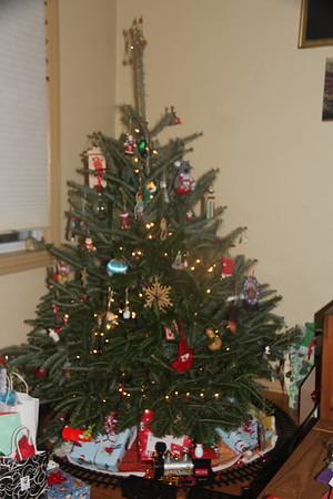 Austell's Christmas tree 2020