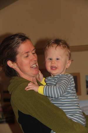 Mommy and Arlo