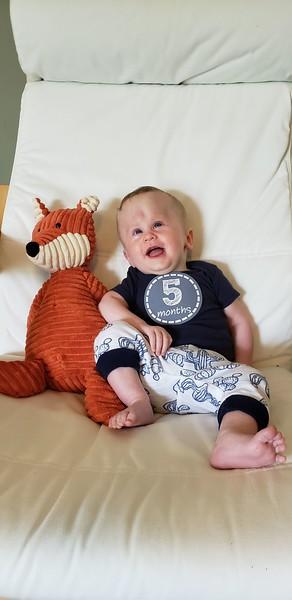 I'm 5 months old!