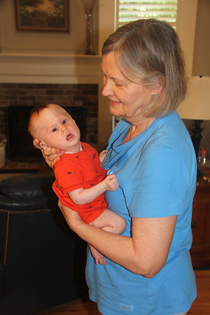Nana & Arlo 5-2020 - before surgery
