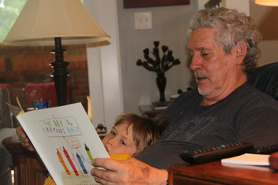 """""""The Day the Crayons Quit"""" - a great read - highly recommended"""