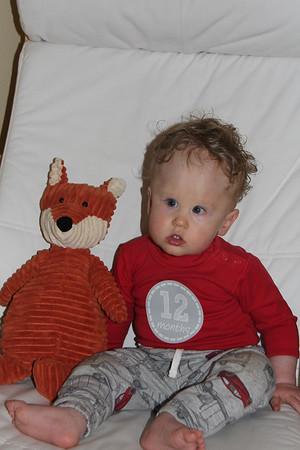 Arlo at 1 year