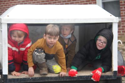 POD boys in the trailer