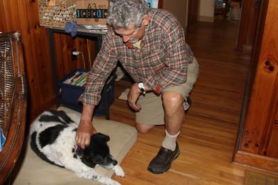 last visit with Beloved Bessie