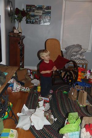 Christmas at Nana & Granddad's