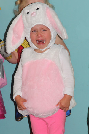 """not every """"bunny"""" is happy"""