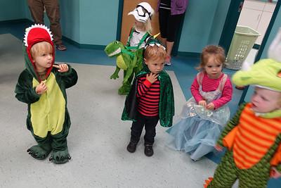 Elliot & Friends at Halloween Parade    10-2017