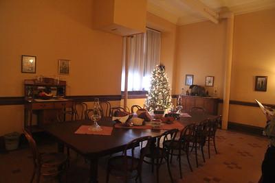 servants dining room