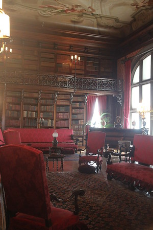 Library at Biltmore
