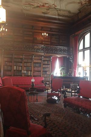 Library at Biltmore