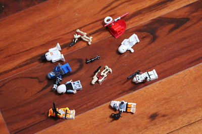 from Aaron's Star Wars Lego Advent calendar