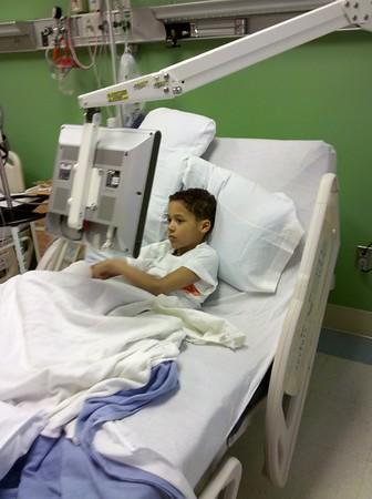 E4 in hospital 2011