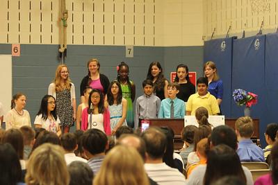 6th grade chorus