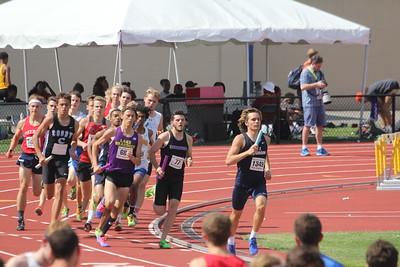 men's relay