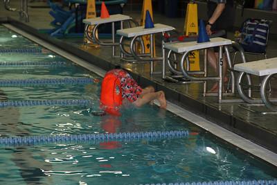 Aaron's dive - funny!!