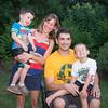 Will, Bridget, Derek and Charlie Sarfino