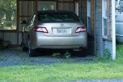 JoAnn's Car