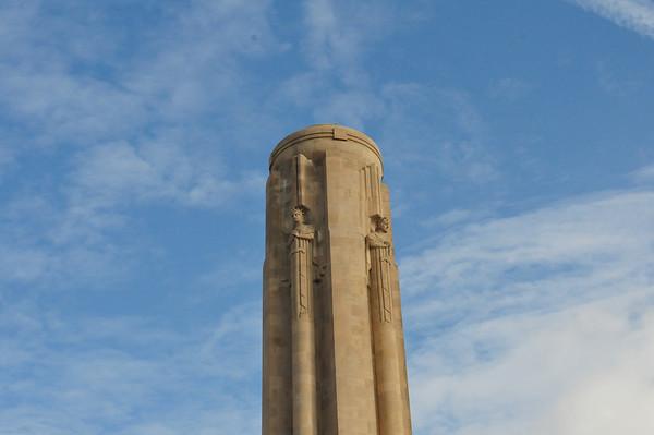 Visting Kansas City December 2010