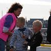 Dagje Vlieland met de boys