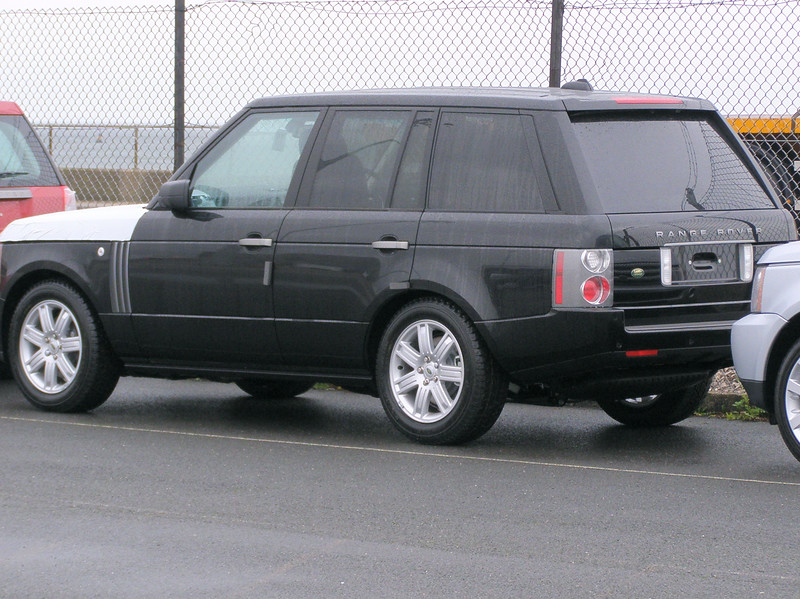 "some people would say  ""Range Rover"" myself I would  say LURV<br /> <br />  LOL"