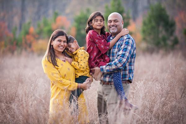Vora Family Fall 2017