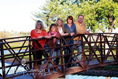 Voyles Family 2011