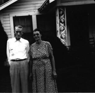 Adrian Jr.'s grandparents - Freeman