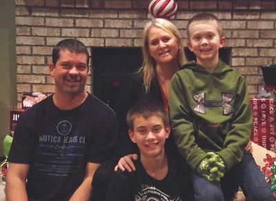 Brett's family