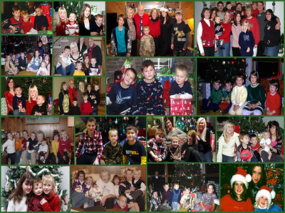 Christmas Past -video slide show