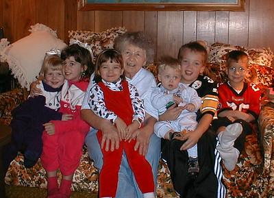 Christmas with Grandma