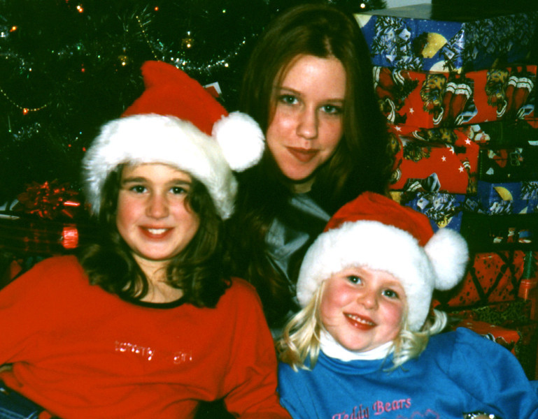 Dani(8), Krista(18),Katie(4)