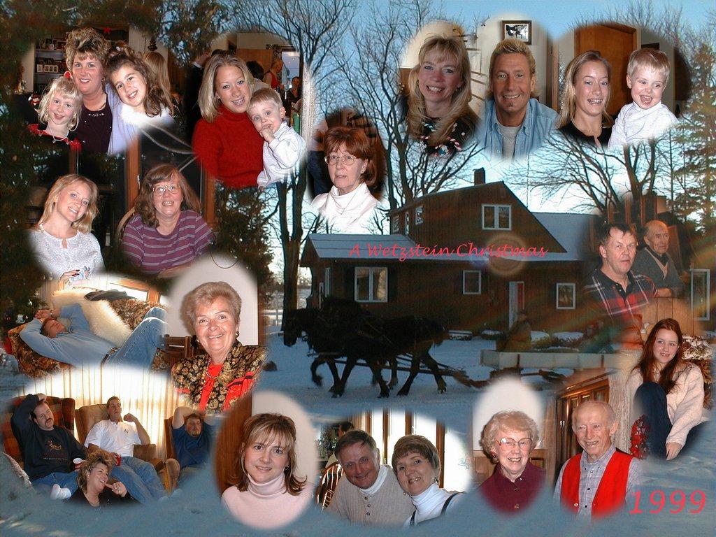 Family Christmas 1999