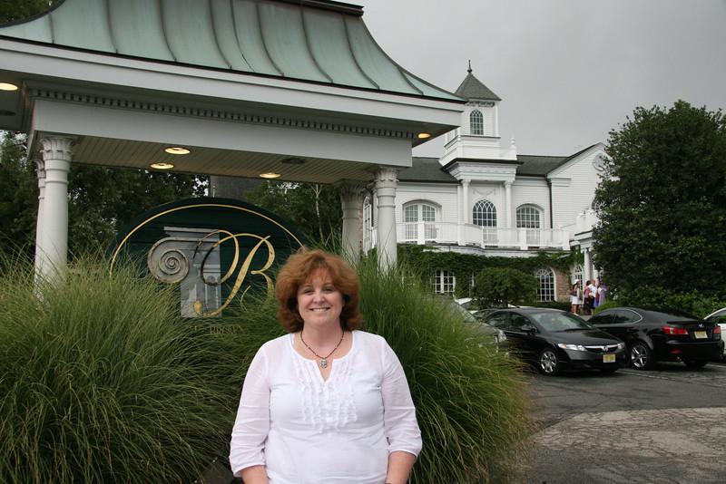 Teresa at The Brownstone.