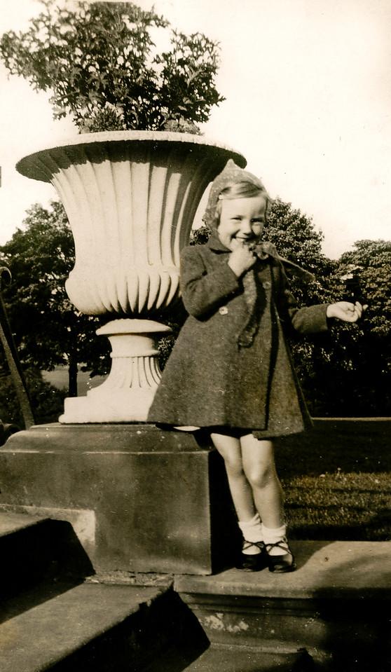 Brenda in Roundhay Park Leeds