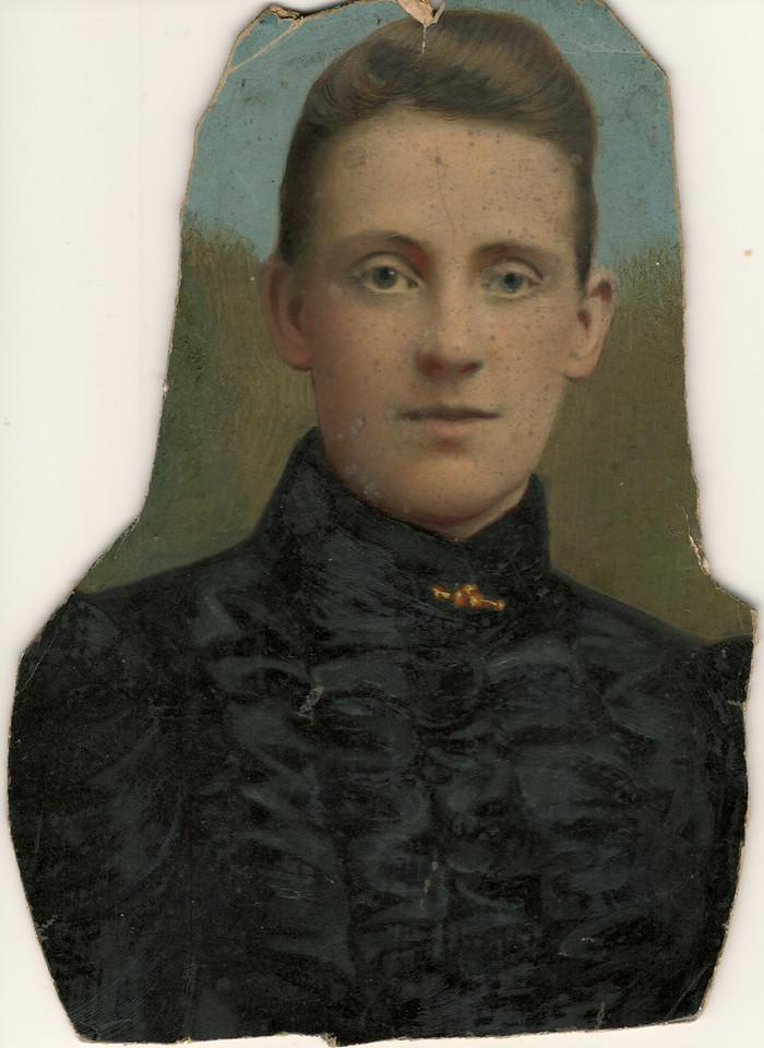 Martha Waddington (nee Walker) born 2 Dec 1865 died 3:7:1944