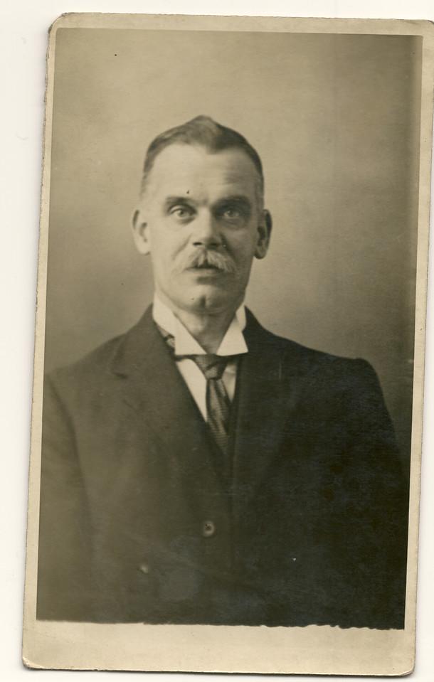 John William Cliff