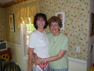 23 - Jenny and Betty at Jane's house