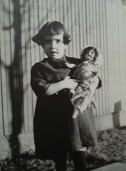 Wanda abt age 5