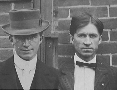 Arnold and George Wade