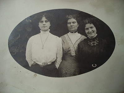 Lucy, Ada and Cora