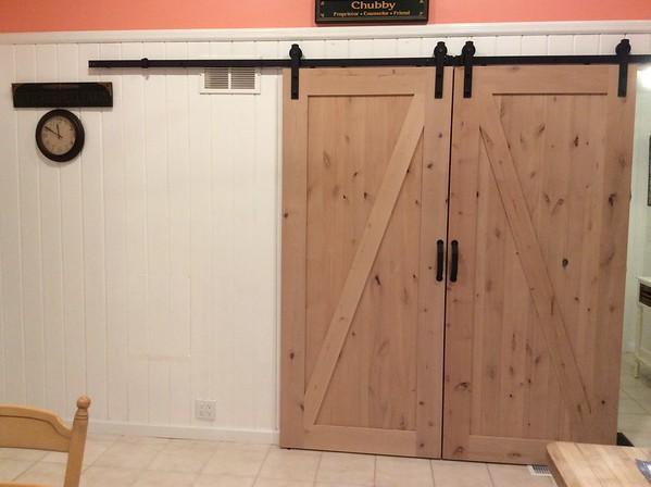 New Barn doors