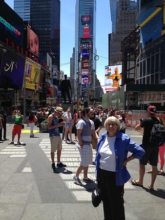 Wagner Fifty Fun - NYC 2014