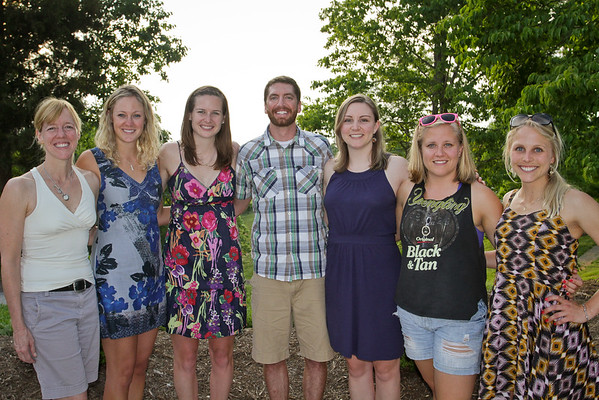 Wake PA Grads at Medaloni Cellars