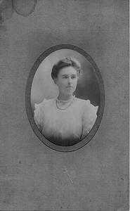 Ida Marion Walcott June 1908