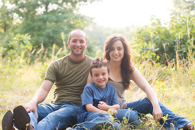 Waldhalm Family