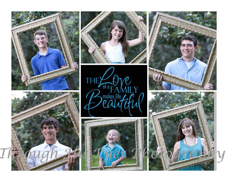Family 8x10