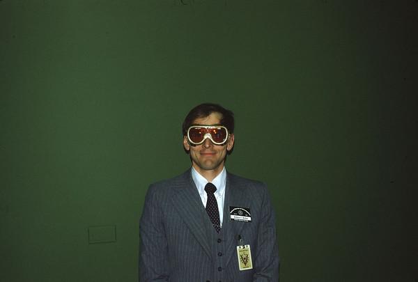 1981- Farm and White House Fellows