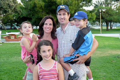 John and Nancy Benz's Family